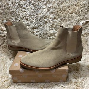 New Republic by Mark McNairy Shoes - New Republic by Mark McNairy Chelsea Suede Boot